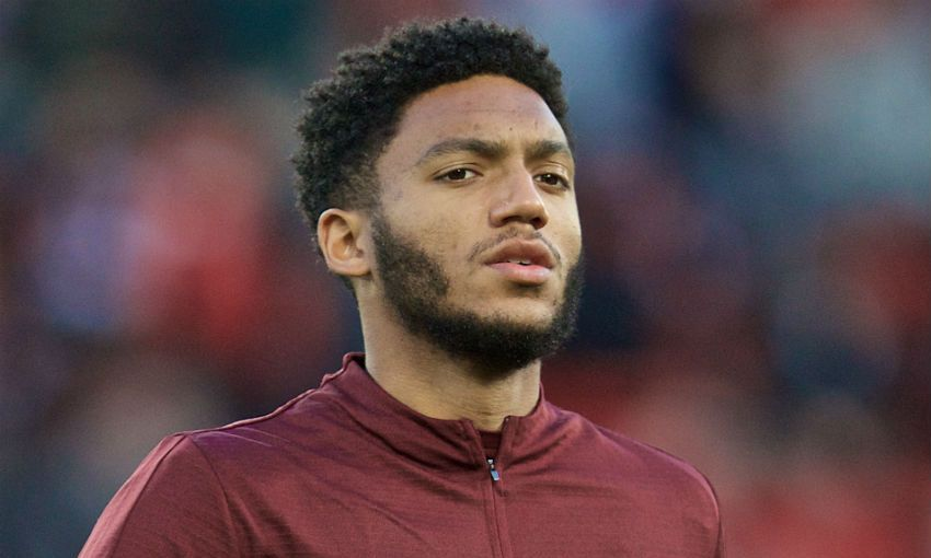 Joe Gomez: We're a different team from last year's Champions League final