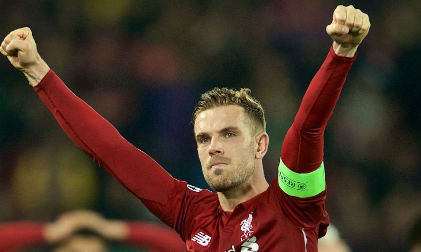 Jordan Henderson: I nearly missed the goal that sent us to Madrid