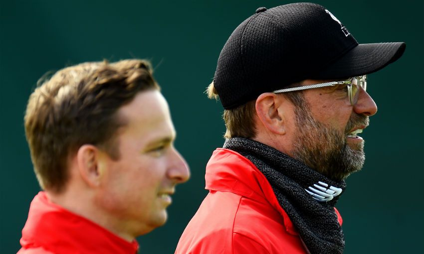 Confirmed: Liverpool's 26-man squad for Marbella training camp