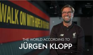The world according to Jürgen Klopp with Western Union