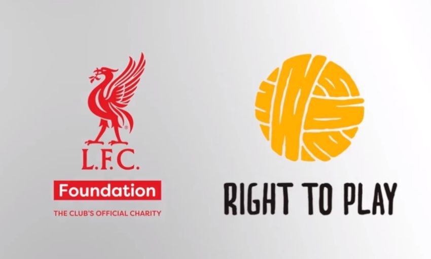 LFC Foundation and Right to Play