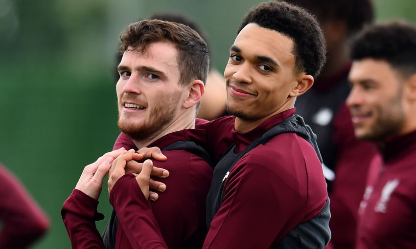 Henry Winter: Alexander-Arnold and Robertson are redefining full-back play