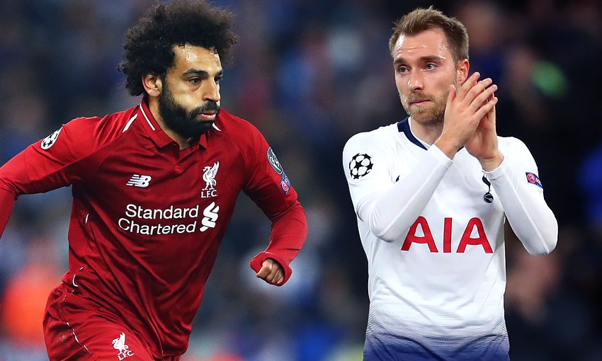 Tottenham V Liverpool Three Key Battles In The Champions League Final Liverpool Fc