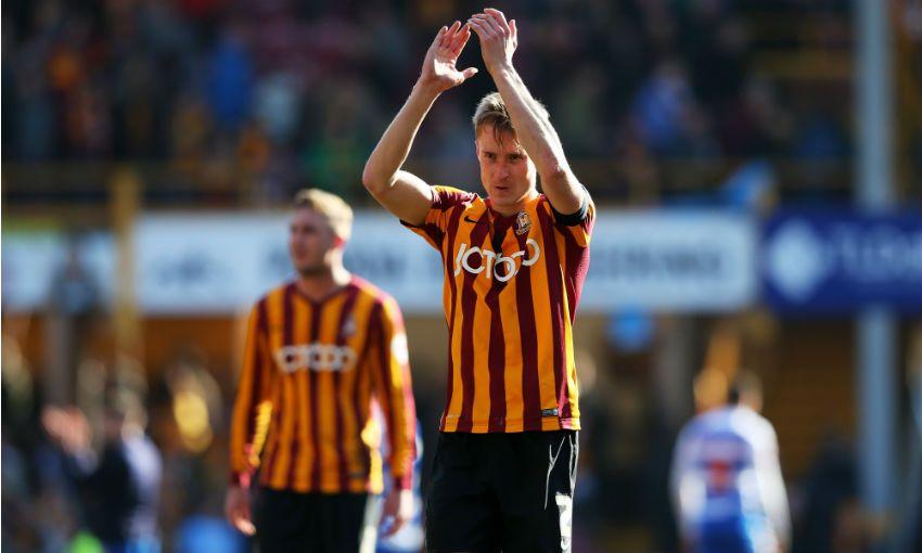 Stephen Darby at Bradford