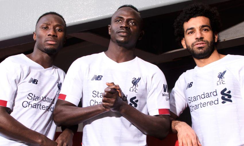 Liverpool's 2019-20 away kit revealed