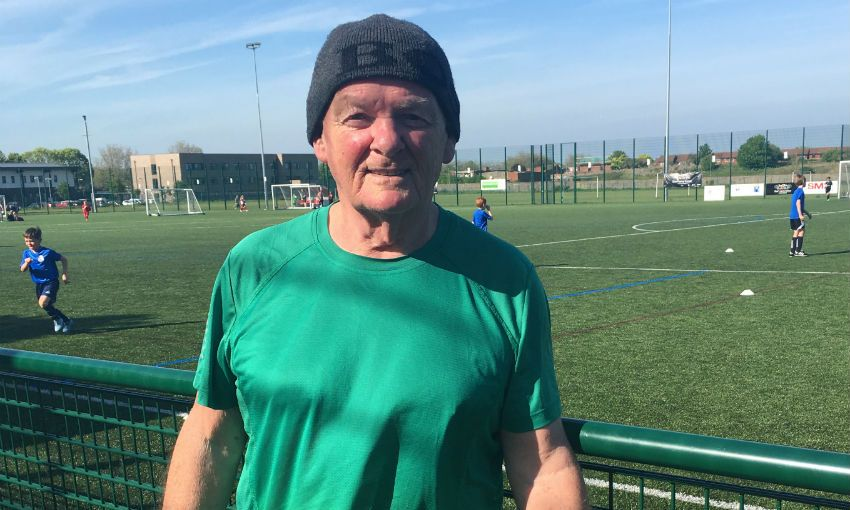 Being Red: Billy Dowling – 'Finding my feet'