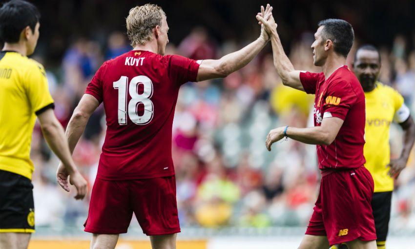 Liverpool FC Legends - Borussia Dortmund Legends 3:2 - ФК Ливерпуль  Liverpool FC Legends — Borussia Dortmund Legends 3:2 — ФК Ливерпуль thumb 88596 default news size 5