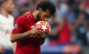 Mohamed Salah of Liverpool FC