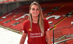 Melissa Lawley signs for Liverpool FC Women