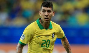 Roberto Firmino Brazil Copa America Venezuela