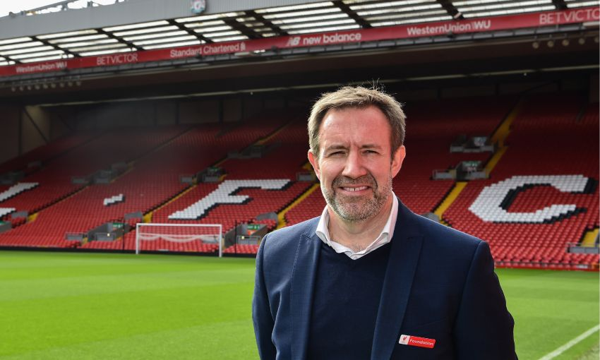 Matt Parish, Director LFC Foundation
