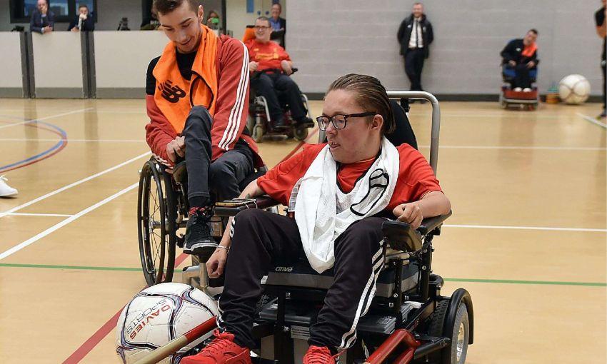 Wheelchair & Powerchair Football
