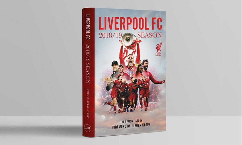 Liverpool FC 2018-19: The official story