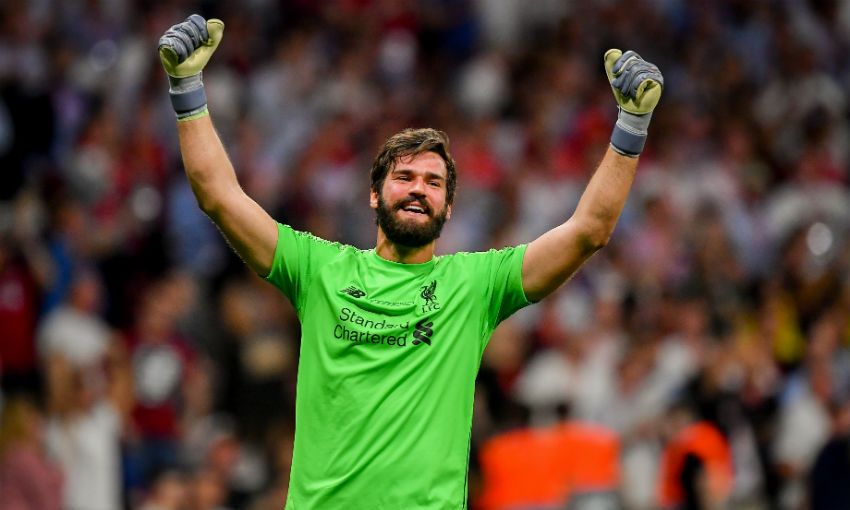 Interview | How Alexander Doni first alerted Liverpool to Alisson Becker -  Liverpool FC
