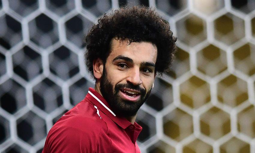 Mohamed Salah for Liverpool