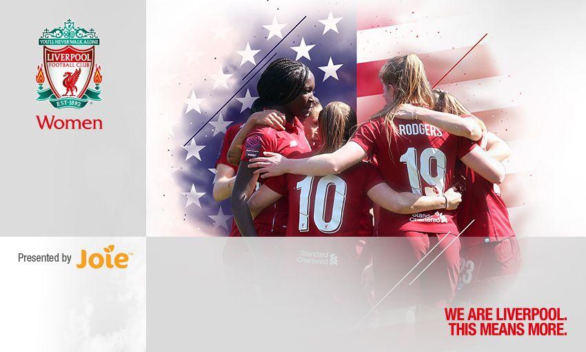 LFC women tour of USA