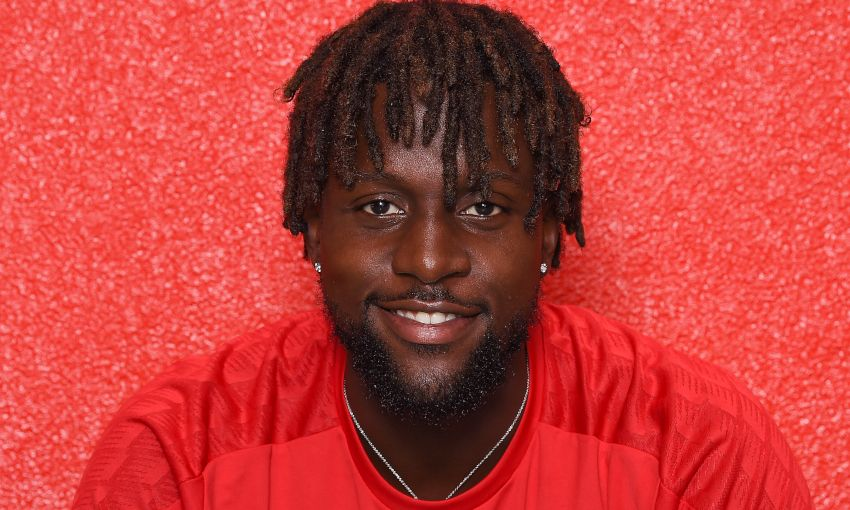 Divock Origi signs new Liverpool contract