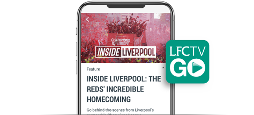 LFCTV GO Mobile Devices Image