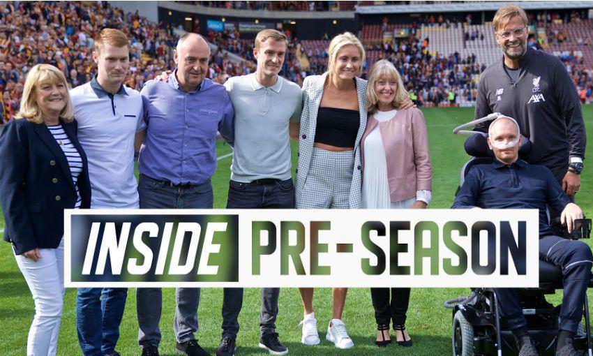Inside Pre-season: Bradford City 1-3 Liverpool