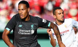 Liverpool v Sevilla at Fenway Park