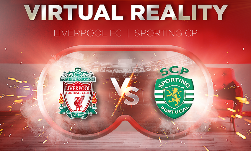 Virtual reality puts fans at the centre of LFC's pre-season action