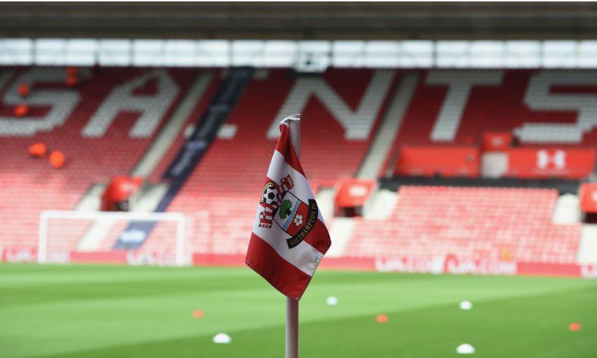 Southampton FC's St Mary's Stadium