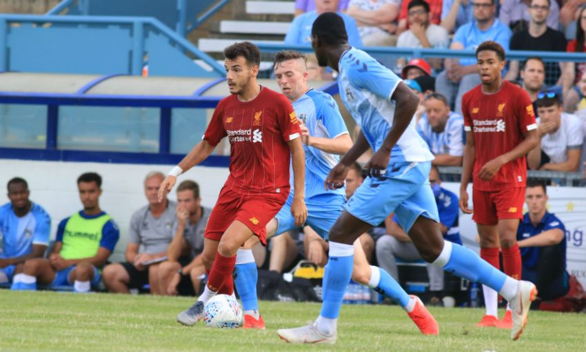 Liverpool FC U23s v Coventry City