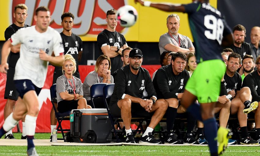 official photos 6d9af 6b858 Liverpool 2-2 Sporting CP: Jürgen Klopp's reaction ...