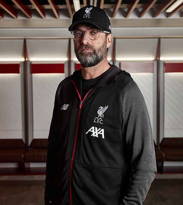 Lfc Unveils 2019 20 New Balance Manager S Collection Liverpool Fc