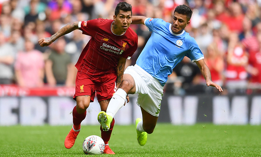 Georginio Wijnaldum feels Liverpool did 'quite well' against Manchester City