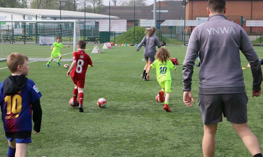 Anfield - Multi Sports - August 20th - 22nd