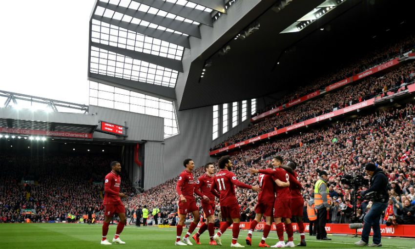 Image result for liverpool anfield