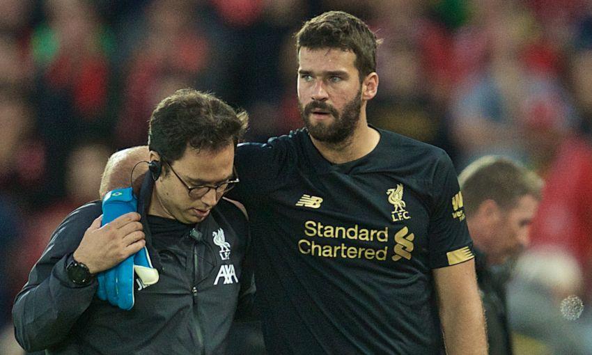 Alisson Dipastikan Absen Bela Liverpool di Piala Super Eropa