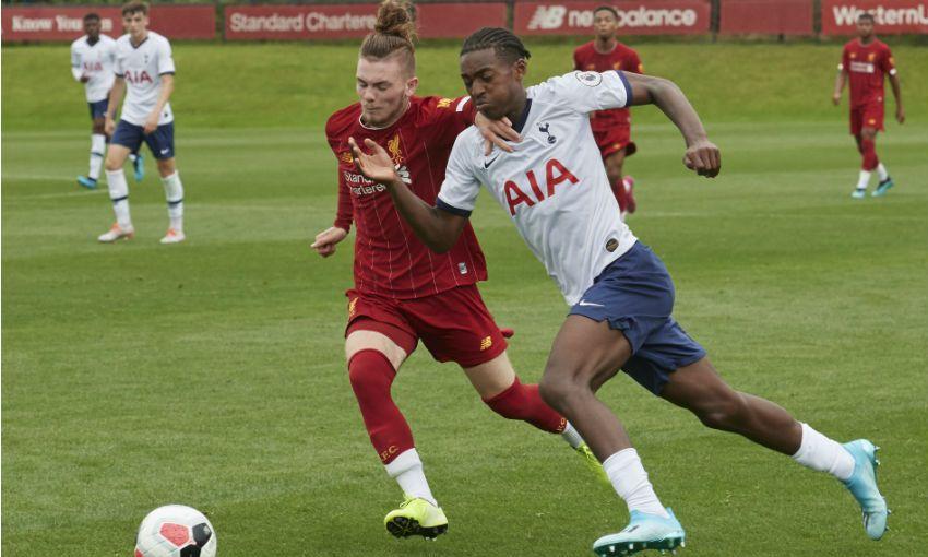 Liverpool U23s v Tottenham Hotspur, Premier League 2