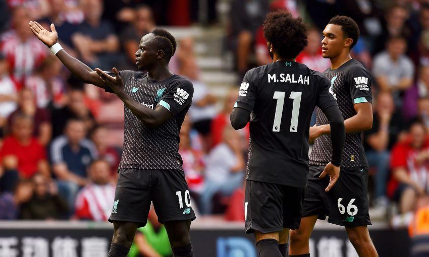 Southampton v Liverpool - August 17, 2019