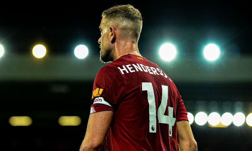 Jordan Henderson, Liverpool FC captain