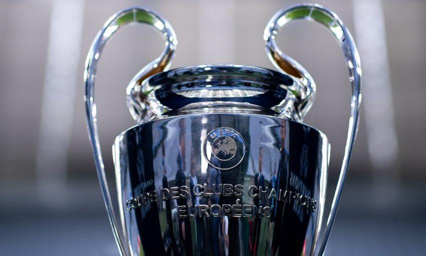 European Cup trophy