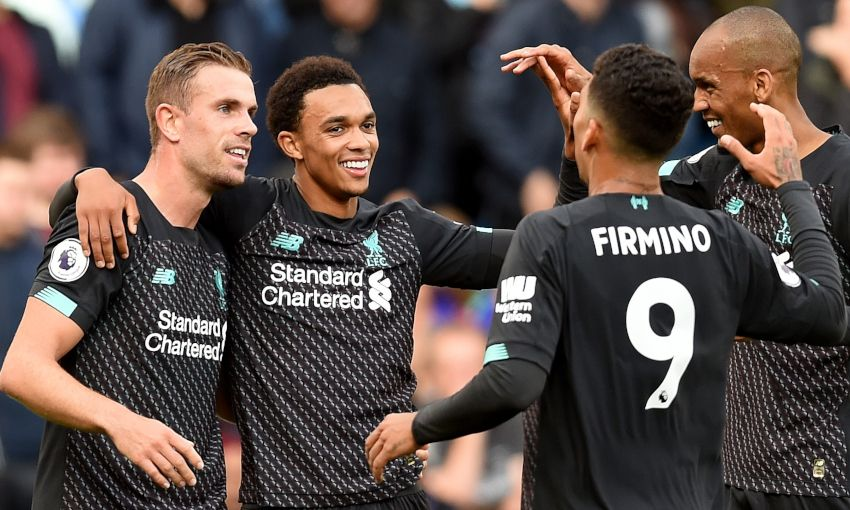Report Reds Maintain Winning Start With Victory At Burnley Liverpool Fc