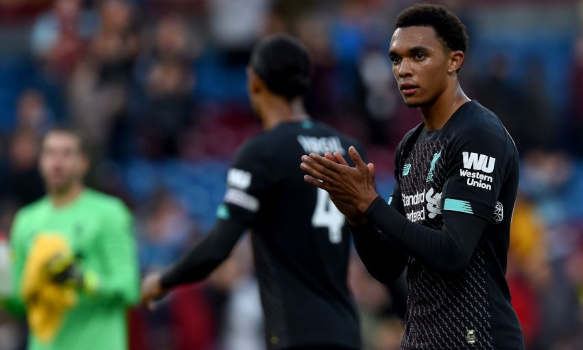 Trent Alexander-Arnold, Burnley v Liverpool - August 31, 2019