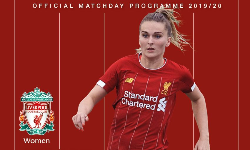 LIVERPOOL FC WOMEN V READING
