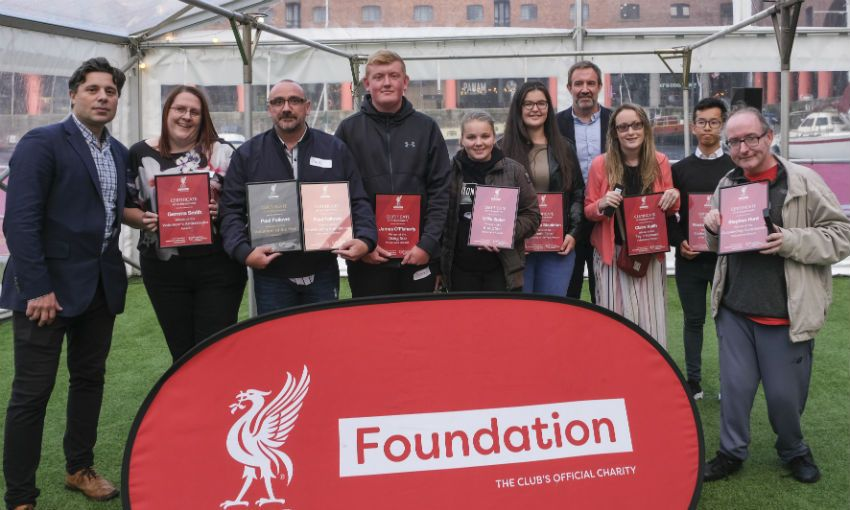 LFC Foundation Awards