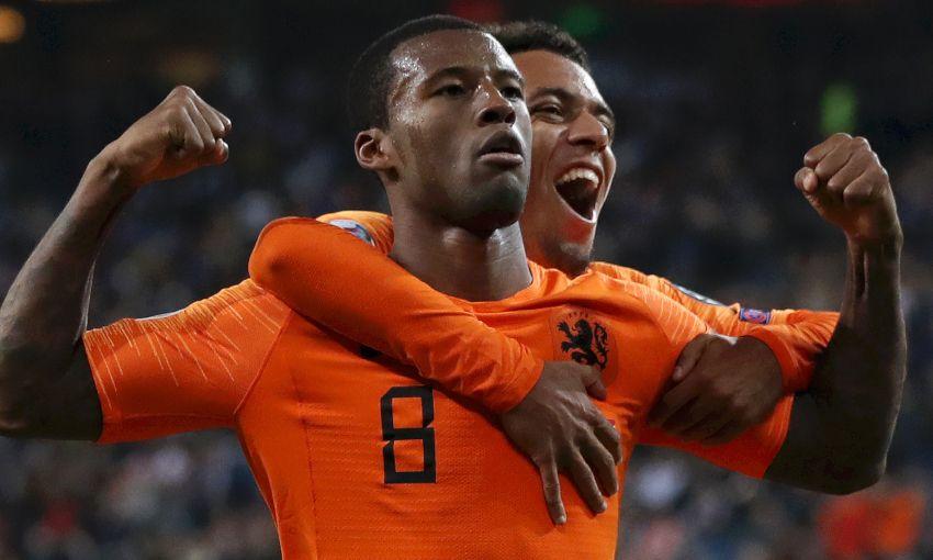 Internationals: Wijnaldum strikes again on mixed night for Reds