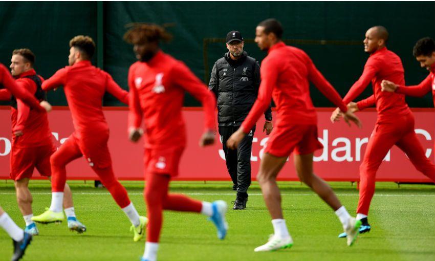 Liverpool v Newcastle United: Team news