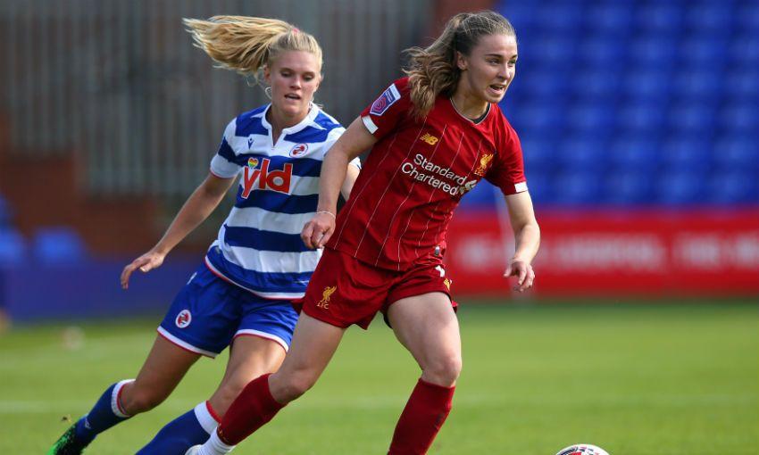 Niamh Charles Liverpool FC Womens