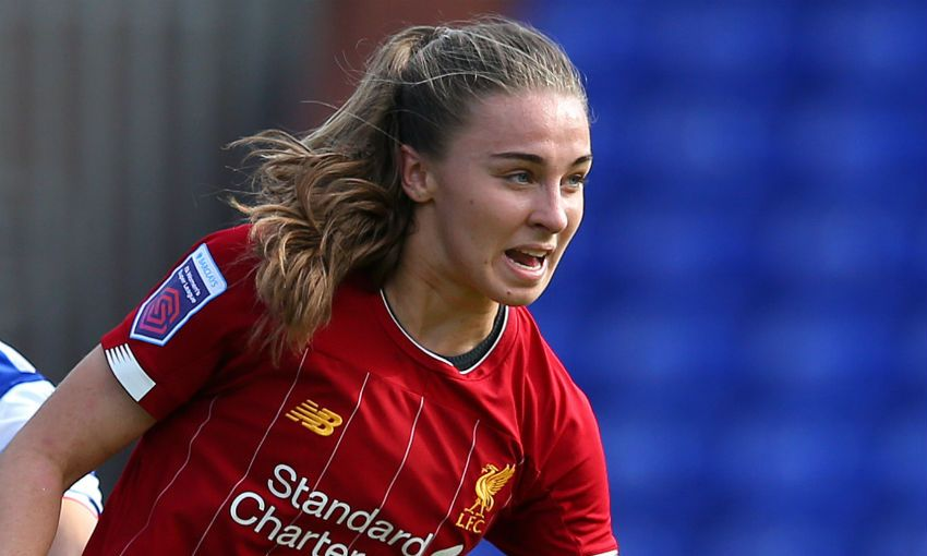 Niamh Charles: WSL is already showing its competitiveness