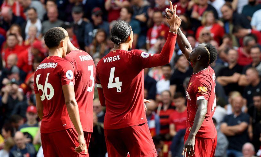 Liverpool v Newcastle United - September 14, 2019