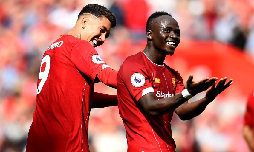 Liverpool v Newcastle United - September 14, 2019