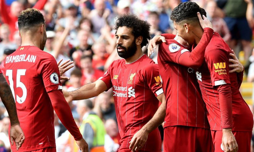 Liverpool name 20-man travelling squad for Napoli tie