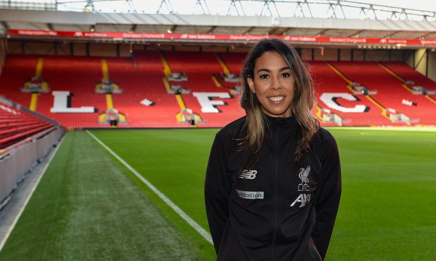 Jade Adams-White, Open Goals Coordinator