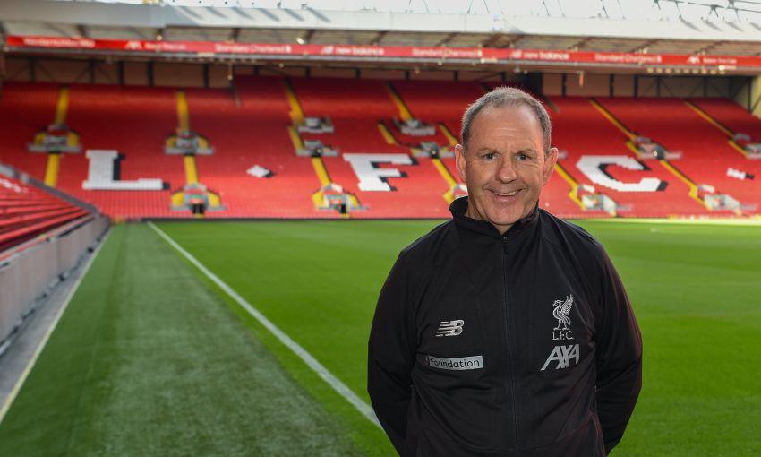 Eddie Sullivan, Programme Support